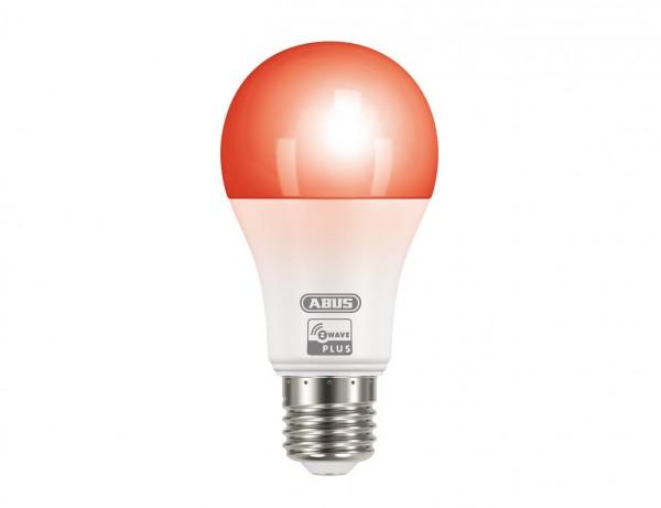 Z-Wave LED/RGBW Lampe SHLM10000 | Dimmbar mit einstellbarer Leuchtfarbe (RGBW) und Lichttemperatur