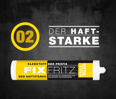 Klebstoffe-Fixfritz