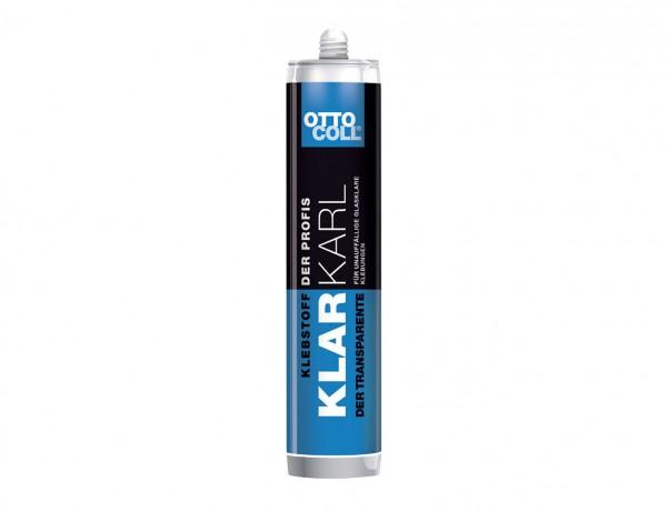 KLARKARL - Der Vielseitige | Hybrid-Polymer-Klebstoff | die Universallösung für transparente Klebung