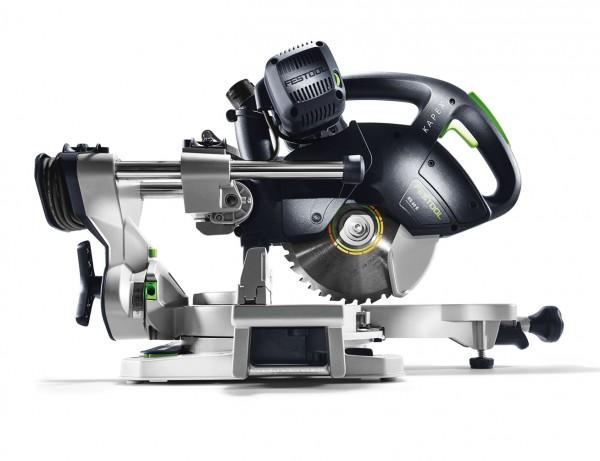 Kapp-Zugsäge KAPEX KS 60 E | Mobilität, Anwendungsvielfalt und beste Ergebnisse – perfekt kombiniert
