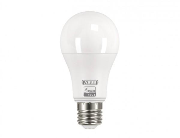 Z-Wave LED Lampe SHLM10010   LED-Birne mit warmweißen LED Licht (2700K)