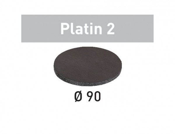 Schleifscheibe STF D 90/0 S2000 PL2/15 Platin 2