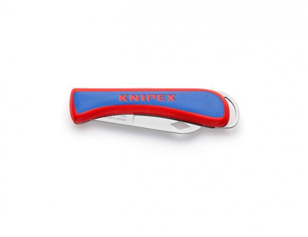 Elektriker-Klappmesser | Langlebig und robust: sehr scharfe Klinge in hochwertiger Qualität