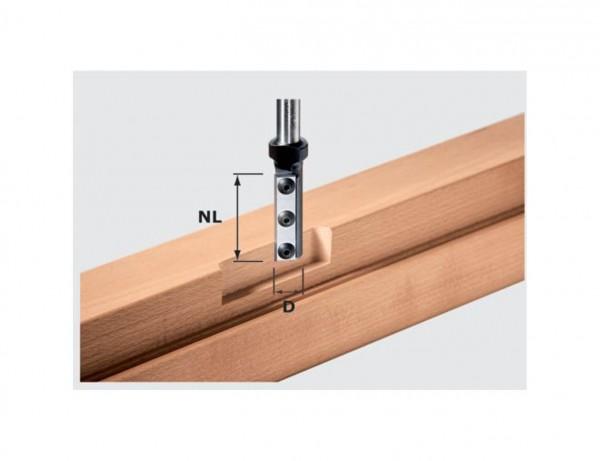 Nutfräser-Wendeplatten HW S12 D16/50 WP