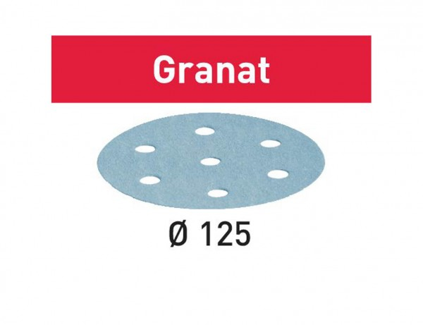 Schleifscheibe STF D125/8 P40 GR/10 Granat